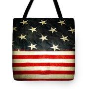Usa Stars And Stripes Tote Bag