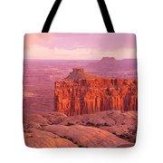 Usa, Utah, Canyonlands National Park Tote Bag
