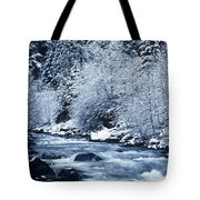 Usa, Willamette National Forest Oregon Tote Bag by Greg Vaughn