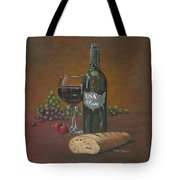 Usa Wine Tote Bag