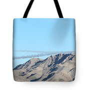 Usaf Thunderbirds Precision Flying Two Tote Bag