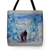 Use 2b So Ez - Still We Dance - The Long Good-bye Tote Bag