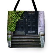 Use Other Door Tote Bag