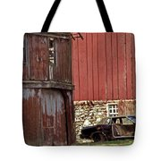 Used Car Lot Tote Bag