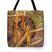 Using Nature Tote Bag