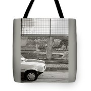 Uskudar Dreams Tote Bag by Shaun Higson