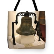 Uss Cairo Bell Tote Bag