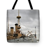 Uss Olympia Tote Bag