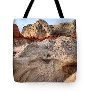Utah Badlands Tote Bag