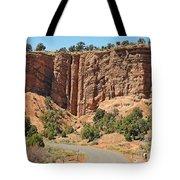 Utah Cowboy Tote Bag