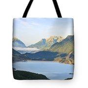 Utah Dawn Tote Bag
