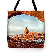 Utah Golden Arches Tote Bag