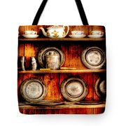 Utensils - In The Cupboard Tote Bag
