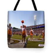 Uva Cheerleaders Tote Bag