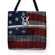 V8 Freedom Tote Bag by Jani Freimann