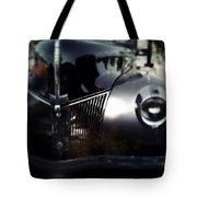 V8 Grill Tote Bag