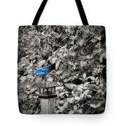 Vagabon Blue Bird Tote Bag