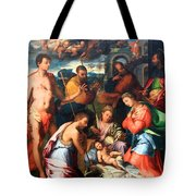 Vaga's The Nativity Tote Bag
