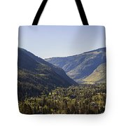 Vail In Summer Tote Bag