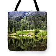 Vail Reflections 3 Tote Bag