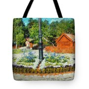 Valby Square Tote Bag