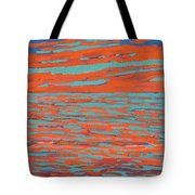 Valdy Sunset Tote Bag