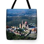 Valenciana, Mexico Tote Bag