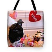 Valentine Be Mine Tote Bag