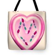 Valentine Gem Tote Bag