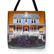 Valentine House Tote Bag