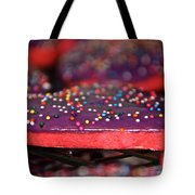 Valentine Treats Scratch Made Tote Bag