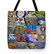 Valentine's Day - Hearts For Sale Tote Bag