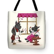 Valentines Day Macduf Tote Bag