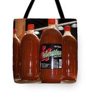 Valentines Hot Sauce Tote Bag