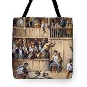 Valla De Gallos, Cuba Tote Bag