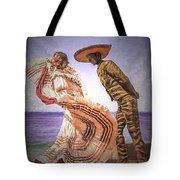 Vallarta Dancers Tote Bag