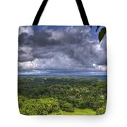 Valley At Chocolate Hills Tote Bag