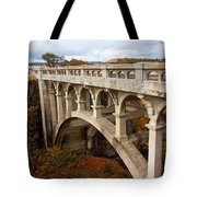 Valley Bridge II Tote Bag