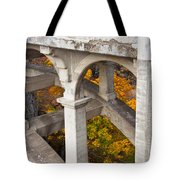 Valley Bridge 3 Tote Bag