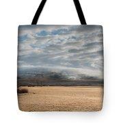 Valley Clouds Tote Bag