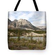 Valley Crossing - Yoho National Park, British Columbia Tote Bag