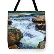Valley Falls Tote Bag