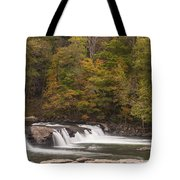 Valley Falls Scene 1 Tote Bag