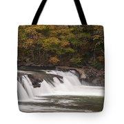 Valley Falls Scene 2 Tote Bag
