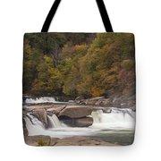 Valley Falls Scene 6 Tote Bag