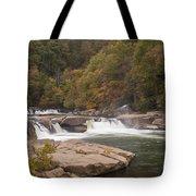 Valley Falls Scene 7 Tote Bag