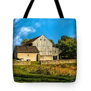 Valley Forge Barn Tote Bag
