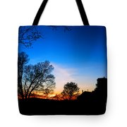 Valley Forge Evening  Tote Bag