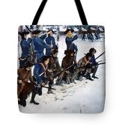 Valley Forge: Steuben, 1778 Tote Bag