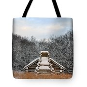Valley Forge Winter 1 Tote Bag